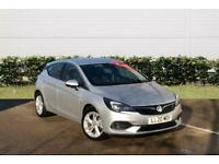 2020 Vauxhall Astra 5dr 1.4 Turbo 145ps Sri Au Hatchback Petrol Manual