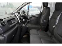 2015 Vauxhall Vivaro 1.6 CDTi Sportive 2900 L2H1 Panel Van 5dr Diesel white Manu