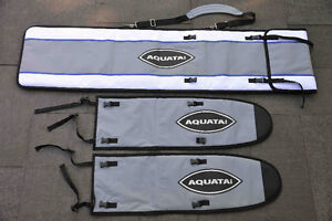 Catamaran - Carry bags for daggerboards & rudders