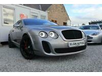 2005 Bentley Continental GT 6.0 W12 Auto [Supersports Conversion] ( 680 bhp ) for sale  Elgin, Moray