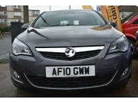 BAD CREDIT CAR FINANCE AVAILABLE 2010 10 Vauxhall Astra 1.6i