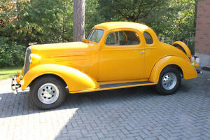 Fully Restord 1936 Standard Coupe
