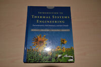 Introduction to thermal systems engineering, Moran, Shapiro, ...