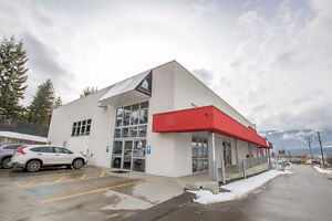 Salmon Arm - 1,577 sq ft High Profile Retail Space