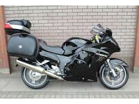 HONDA CBR 1100 X-6 BLACKBIRD SPORTS TOURER TOURING XX