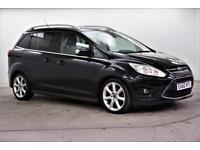 2012 Ford Grand C-Max TITANIUM Petrol black Manual