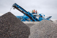 Gravel Removal Job Opportunity! Railway Ballast and Fill