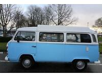 VW Transporter TYPE 2 DANBURY MOTORHOME