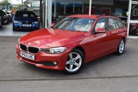 2013 63 BMW 3 SERIES 2.0 320D XDRIVE SE TOURING 5D AUTO 181 BHP DIESEL