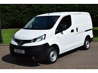 Nissan NV200 1.5dCi SE with air conditioning
