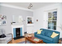 Short Term Let - Beautiful ground floor residence with south-facing garden in historical Stockbridge