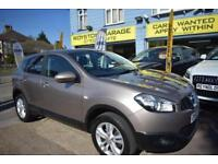 2010 60 NISSAN QASHQAI 1.5dCi ACENTA GOOD AND BAD CREDIT CAR FINANCE AVAILABLE