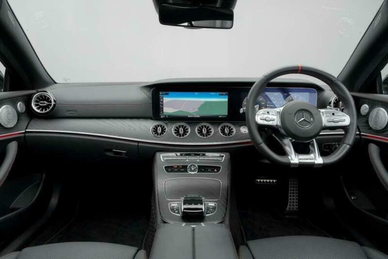 2019 Mercedes-Benz E Class 3.0 E53 EQ Boost AMG (Premium Plus) SpdS TCT 4MATIC+