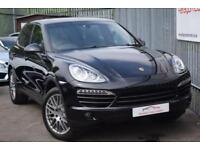 2012 Porsche Cayenne SUV 4wd 3.0TD 245 DPF SS EU5 TIP S Auto8 Diesel black Autom