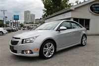 2012 Chevrolet Cruze LT RS Package 6 Speed SHARP!!!!