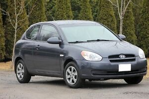 2009 Hyundai Accent Hatchback Great starter car for student