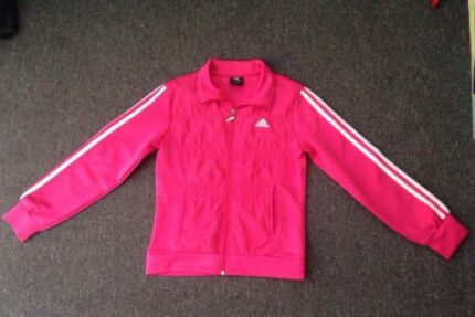 Pink Adidas jacket Scarborough Stirling Area Preview