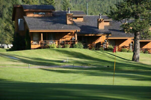 Timeshare for Sale in Fairmont BC - Mountainside Villas