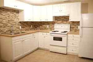 Gorgeous RENO'D 2BR Bsmt - New kitchen/bath,1000 sf, own yard -