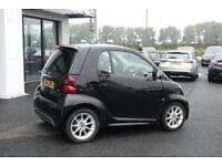 2014 Smart Fortwo 1.0 MHD Passion Softouch 2dr