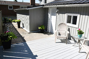 ALL INCLUSIVE- 3 bdrm duplex for rent Belleville Belleville Area image 10