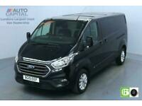 2019 Ford Transit Custom 2.0 300 Limited 130 BHP L2 H1 Euro 6 Low Emission PANEL