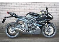 TRIUMPH DAYTONA 675 ABS 2013 SPORTS