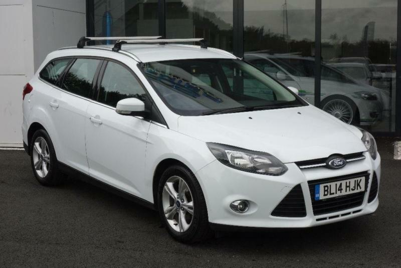 2014 Ford Focus 1.6 TDCi ECOnetic Zetec 5dr (start/stop)