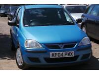 2004 Vauxhall Corsa 1.2 i 16v Life 5dr