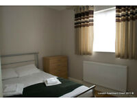 1 bedroom short let apartment suitable for 4 people in London Willesden Green to rent (#S3)