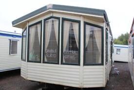 Willerby Aspen static caravan 38 x 12 2 Bedroom