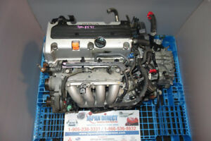 JDM Acura TSX Type-S K24A K24A2 Engine Transmission 2004-2008