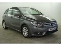 2014 Mercedes-Benz B Class B180 CDI BLUEEFFICIENCY SE Diesel grey Automatic