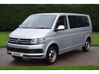 Volkswagen Transporter 9 seat Shuttle bus SE