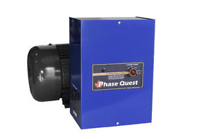 Phase Quest Rotary Phase Converter
