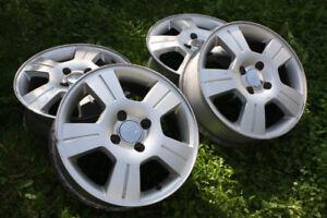Aluminum Alloy Rims