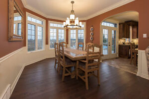 A spectacular 5 bedroom custom built home in Summerstown Estates Cornwall Ontario image 3