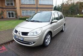 2007 Renault Scenic 1.9dCi 130 Left hand drive lhd French registered