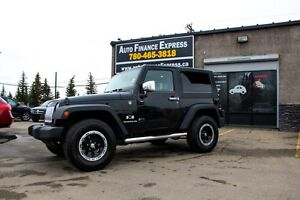 2007 Jeep Wrangler COOL DRIVER'S ONLY!! EXCEL.COND. WE FINANCE!!