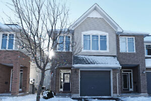 Immaculate townhome located in Orleans