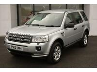 2012 Land Rover Freelander 2 2.2 TD4 GS 4x4 5dr