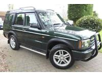 2004 Land Rover Discovery 2.5 TD5 Landmark 5dr (7 Seats)