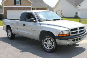 ( WANTED ) DODGE DAKOTA TRUCK ( WANTED )