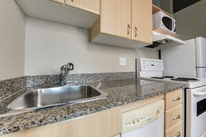 Private, Safe, Central 1 Bed Condo - Perfect for Students Edmonton Edmonton Area image 11