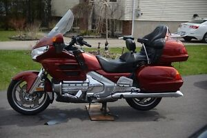 1800 Goldwing in excellent condition