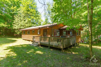 Waterfront Cottage to rent - Sharbot Lake