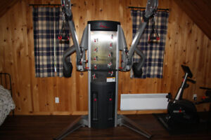 FREEMOTION DUAL CABLE CROSS MACHINE and MORE!!!
