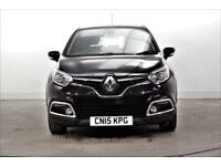 2015 Renault Captur EXPRESSION PLUS ENERGY DCI S/S Diesel black Manual