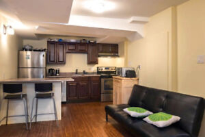 3 Bedroom Apartment - Near Dalhousie & St. Mary's - Free Parking