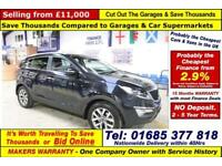2014 - 64 - KIA SPORTAGE KX-2 2.0CRDI AWD 5 DOOR ESTATE (GUIDE PRICE)